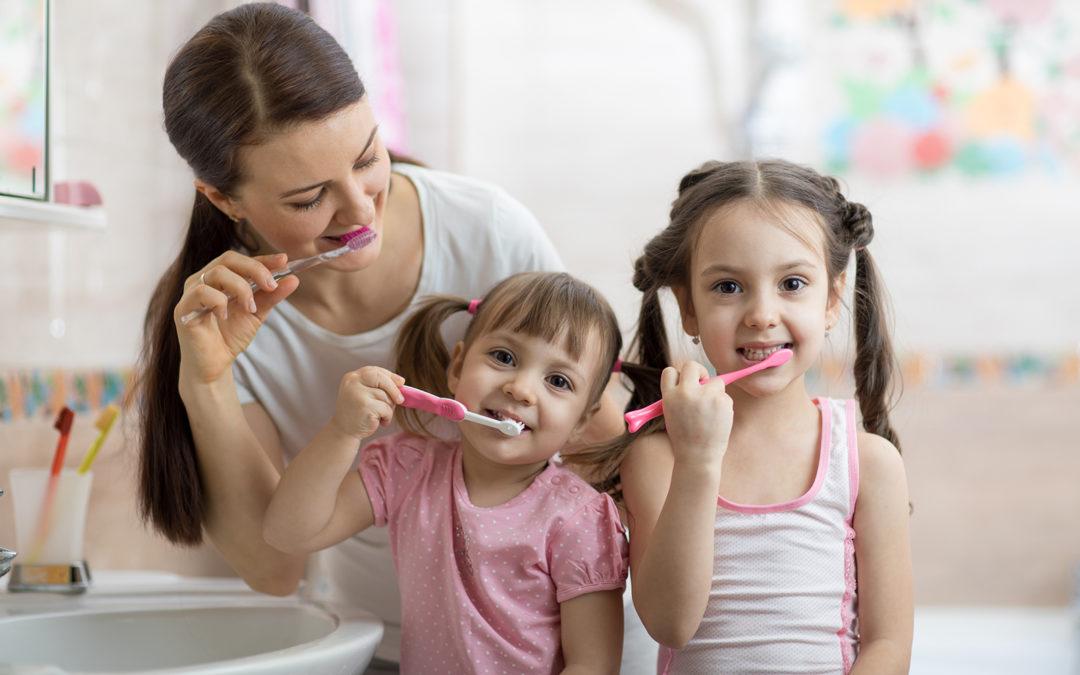 10 Ask Your Dentist October is National Dental Hygiene Month v2